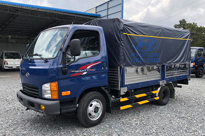 Hyundai Mighty N250 2.5 Tấn