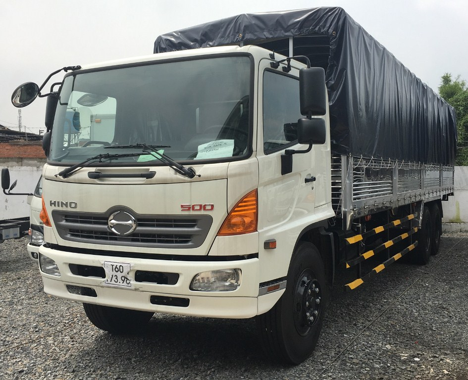 hino fl series 500 thung bat 15 tan